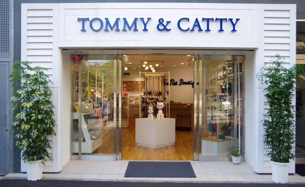 TOMMY & CATTY 乃木坂店